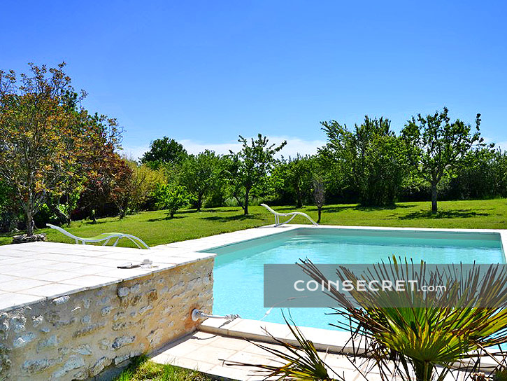 Dordogne Holiday Rental With Pool In Monbazillac Near Bergerac