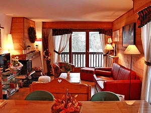 Apartment for summer/winter holidays in Megève in the French Alps