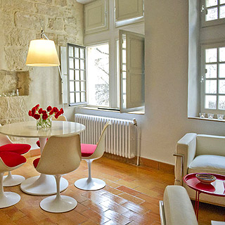 Apartment rental in Uzes Provence